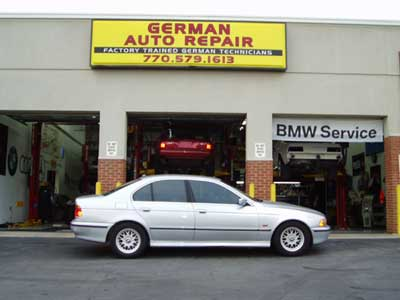 before and after gallery of german cars german auto repair north atlanta marietta ga german auto repair inc